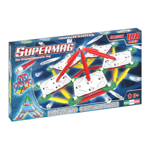 BOX 3D SUPERMAG CLASSIC PRIMARY 120 pcs -min